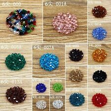 You Pick Color and quantity 30pcs exquisite Swarovski 6MM  bicone crystal beads