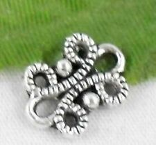 Wholesale 53/116Pcs Tibetan Silver  Spacer Beads 9x5mm(Lead-free)