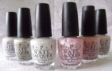 New! OPI Spring 2015 *SOFT SHADES* Nail Polish Lacquer Collection *U PICK COLOR*