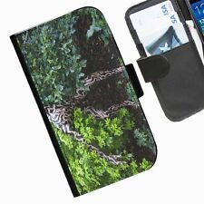 Camouflage  Leather wallet personalised phone case for Samsung Galaxy s2 s3 s4