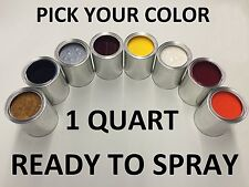 PICK YOUR COLOR - 1 QUART - Ready to Spray Paint for ACURA CAR / SUV
