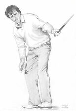 SEVE BALLESTEROS Ltd Edition art drawing prints  2 sizes A4/A3 &  Card available