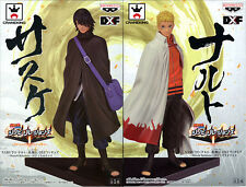 Banpresto Naruto Shippuden Shinobi Relations DX DXF Figure SP 2 BORUTO The Movie