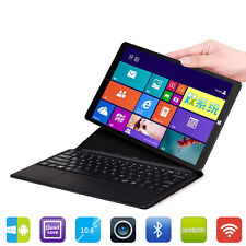 "CHUWI VI10 10.6"" Inch Dual OS Windows 8.1 Android 4.4 Tablet PC 1.83GHz 2GB 32GB"
