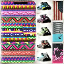 Wallet Pouch Design Phone Cover Case and Screen Protector for LG G3 Stylus D690