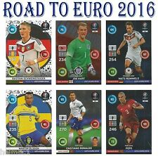 #289-333 GAME CHANGER / GOAL STOPPER Road To Euro 2016 Panini Adrenalyn