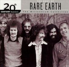 20th Century Masters: The Millennium Collection: Best of Rare Earth by Rare..NEW