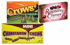 *TOOTSIE^ Theater Box CHEWY CANDY Flavored Candies NEW! Exp. 2016 *YOU CHOOSE*