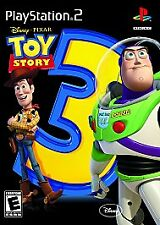 Toy Story 3: The Video Game  (PlayStation 2, 2010)