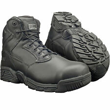 MAGNUM STEALTH FORCE 6.0 SAFETY BOOTS SIZE UK 7 - 14 COMPOSITE TOE MENS LEATHER