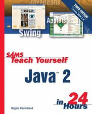 Sams Teach Yourself Java 2 in 24 Hours (3rd Edition) (Sams Teach Yourself...in 2