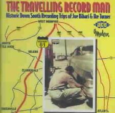 THE TRAVELING RECORD MAN: HISTORIC DOWN SOUTH RECORDING TRIPS NEW CD