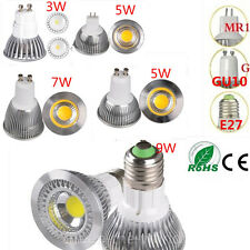 PAR20 E27 GU10 3 5W 7 9W COB LED Halogen Light Bulb Floodlight Spot Bulb 85-265V