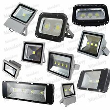 10W - 400W LED Spotlight Flood Bright light IP65 RGB COOL Warm White 100 50 Watt
