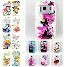 Soft Rubber Skin Cover Phone Accessory Silicone Shell Case For For Nokia N8 N 8