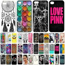 Fashion Hard Skin Case Cover Back Protector For iPhone 6 6plus 5 5s 5c 4 4s CA-1