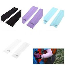 Unisex Cycling Sleeves Outdoor Arm Warmers Oversleeves Protection Anti-sunburn