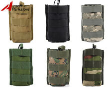 Tactical Military Molle Open Top Single 5.56 .223 Mag Magazine Holster Pouch Bag