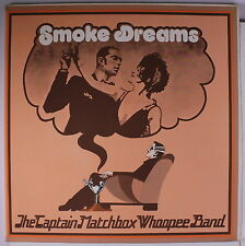 CAPTAIN MATCHBOX WHOOPEE BAND: Smoke Dreams LP (US pressing of Australian jug/b