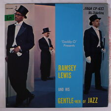 RAMSEY LEWIS: And His Gentle-men Of Jazz, Vol. 2 LP (Mono, laminated jacket, sm