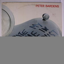 PETER BARDENS: Write My Name In The Dust LP (sl cw, writing on cover, writing o