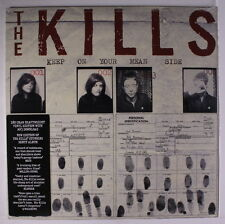 KILLS: Keep On Your Mean Side LP Sealed (180 gram reissue, w/ MP3 download) Roc