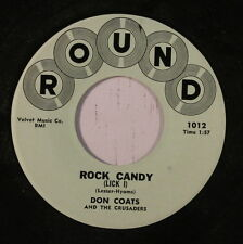 DON COATS & CRUSADERS: Rock Candy 45 (instro) Oldies