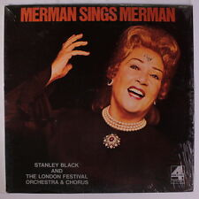 ETHEL MERMAN: Merman Sings Merman LP Sealed (gatefold cover) Vocal Groups