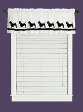 Glen of Imaal Terrier Dog Window Valance *Your Choice Colors* Original
