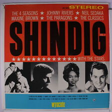 VARIOUS: Shindig With The Stars, Vol. 2 LP (drill hole) Oldies