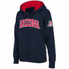 Arizona Wildcats Stadium Athletic Women's 2017 Arched Name Fz Sweatshirts