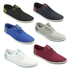 Men's Henley's Pumps in Various Colours From Get The Label