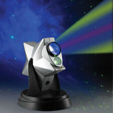 Laser Star Projector Rave Light Show Firefly Showers Club Galexy As-is for parts