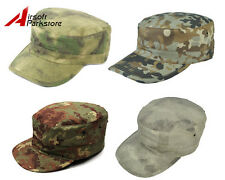 Tactical Military Army Camo Soldier Patrol Combat Cap Airsoft Camouflage Cap Hat