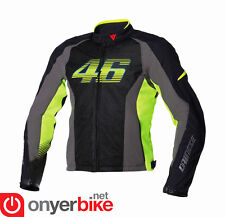 Dainese G. VR46 Valentino Rossi Air Vented 2015 Sports Motorcycle Jacket