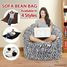 Comfortable Bean Bag Seat Bedroom Room Indoor Outdoor Sofa Chair