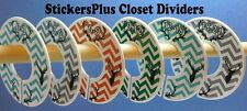 Closet Clothes Dividers Organizers Baby Boy Toddler Deer Antlers Hunting Chevron