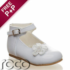 Girls White Shoes, Baby Shoes, Communion Shoes, Christening Shoes, Kids Shoes