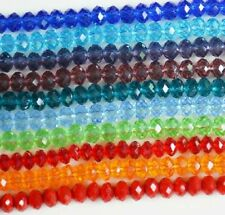 HOT !  Glass Crystal  Loose Spacer Beads  4mm,6mm,8mm