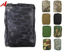 Tactical Molle Medical First Aid Pouch Bag Military Airsoft Paintball Hunting