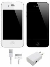 "Apple iPhone 4S A1387 3.5"" Retina 16GB Verizon T-Mobile AT&T UNLOCKED Cell Phone"
