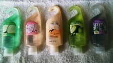 AVON NATURALS SHOWER GEL, YOUR CHOICE OF 4 DIFFERENT SCENTS - NEW