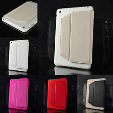 Card Slot Wallet Leather Book Stand Flip Tablet Case Cover For Apple iPad mini 2