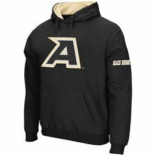 Army Black Knights Stadium Athletic Big Logo Pullover Hoodie - Black - NCAA