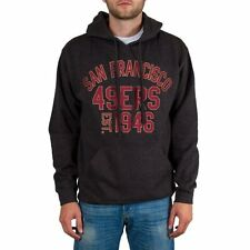 San Francisco 49ers End Around Pullover Hoodie - Charcoal - NFL