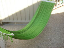 """indoor/outdoor adult Hammock swing bed for adult up to 80"""" tall"""