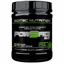 Scitec Nutrition POW3RD 2.0 350g Concentrate Pre Workout  Expiry Dated 08/2015