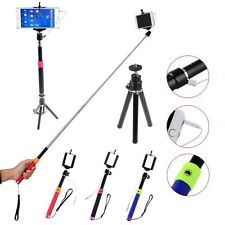 Extendable Self Portrait Handheld Stick Monopod Tripod For Android