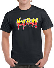 350 Hot Rod mens T-shirt costume wrestling rowdy roddy piper tribute halloween