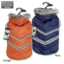 Elements Reflective Arctic Dog Coat - Cold Weather Protection & Water Resistant
